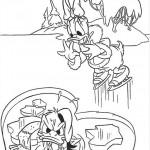 Katrien Duck kleurplaten -
