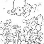Lilo en Stitch kleurplaten -