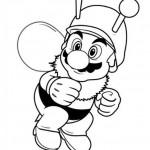 Mario kleurplaten - Mario11