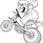 Mario kleurplaten - Mario4