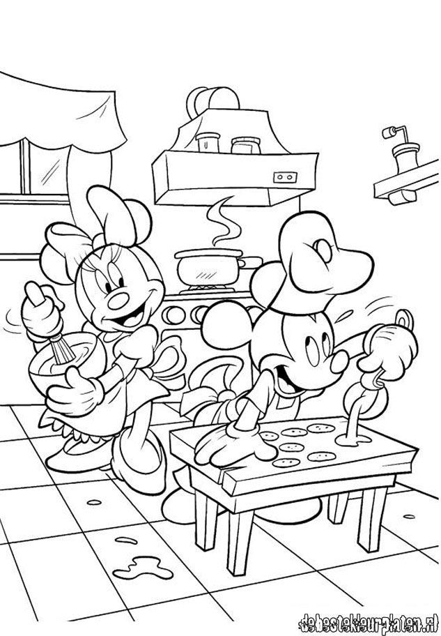 bakery coloring pages - photo#18