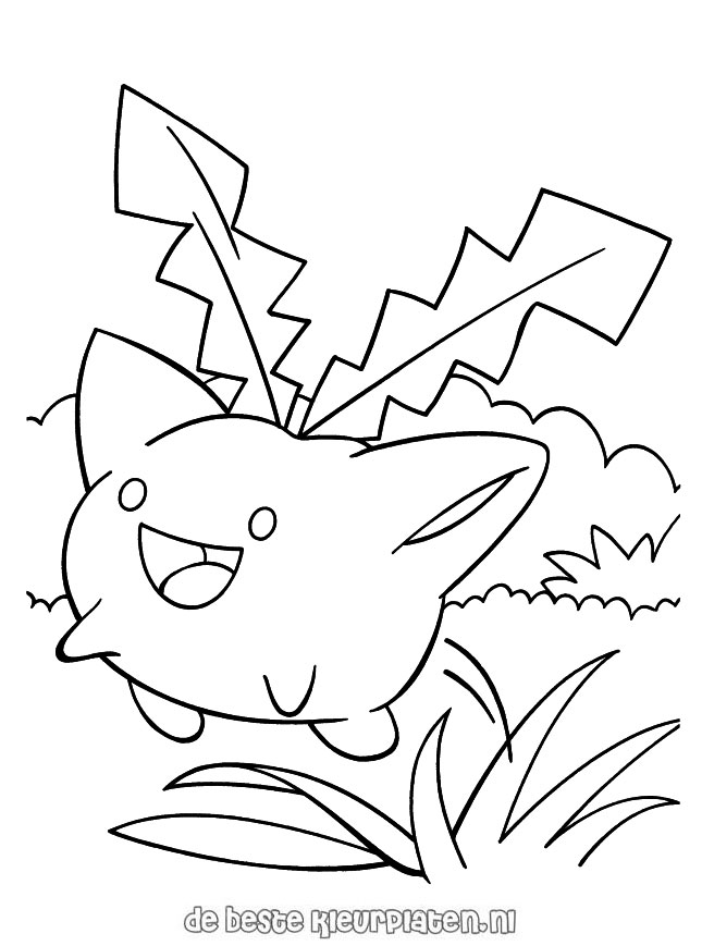 duskull pokemon coloring pages - photo#25