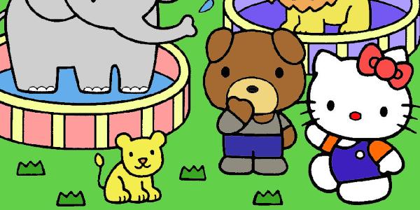 Kleurplaten Hello Kitty.Hello Kitty Kleurplaten De Beste Kleurplaten