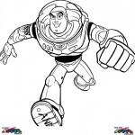 Toy Story kleurplaten -