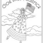 Onafhankelijkheidsdag kleurplaten -