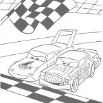 Cars kleurplaten -
