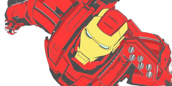 Kleurplaten Iron Man 3.Iron Man Kleurplaten De Beste Kleurplaten