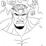 Avengers kleurplaten -