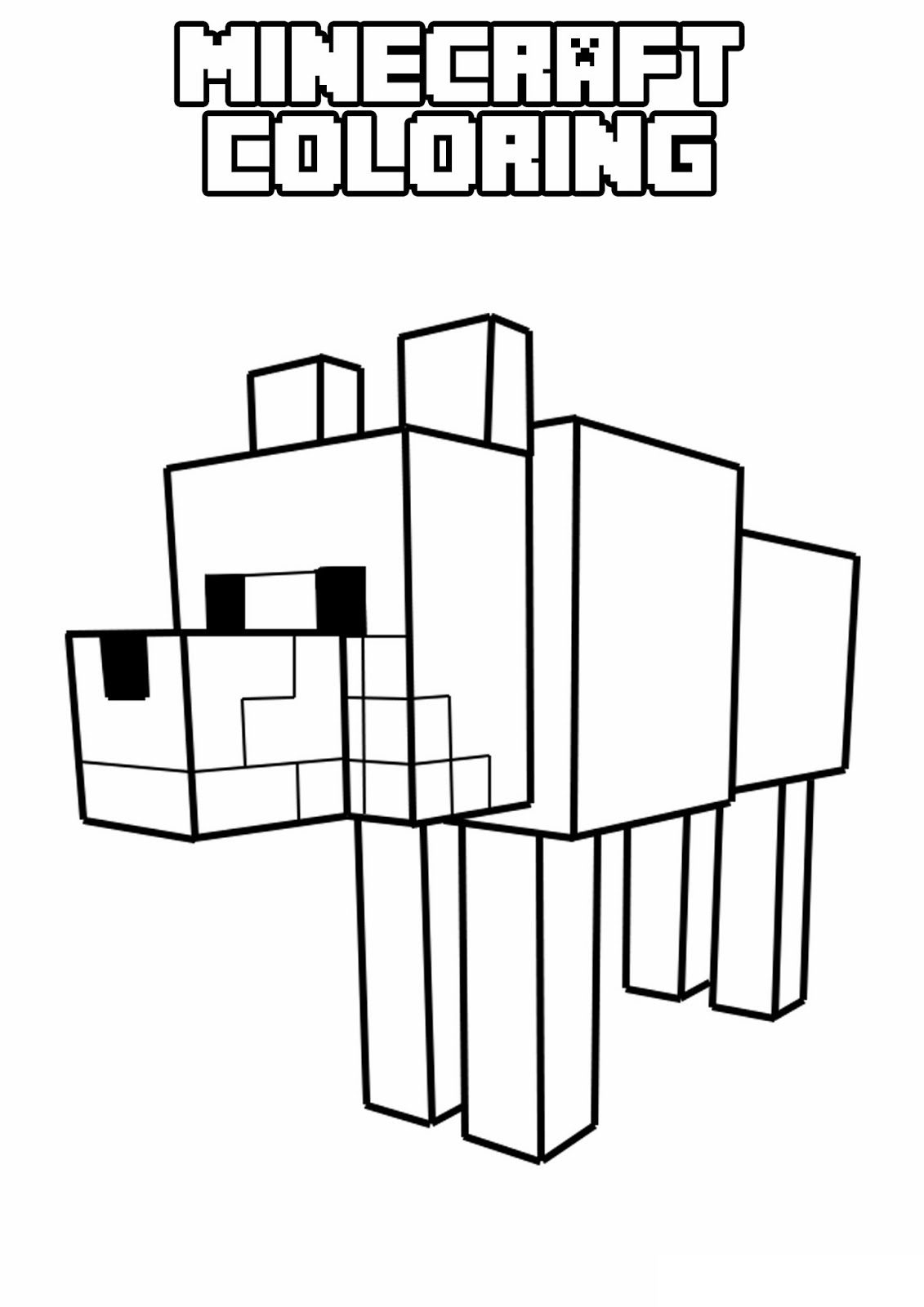 Dantdm Coloring Pages Coloring