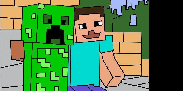 Minecraft Kleurplaten De Beste Kleurplaten